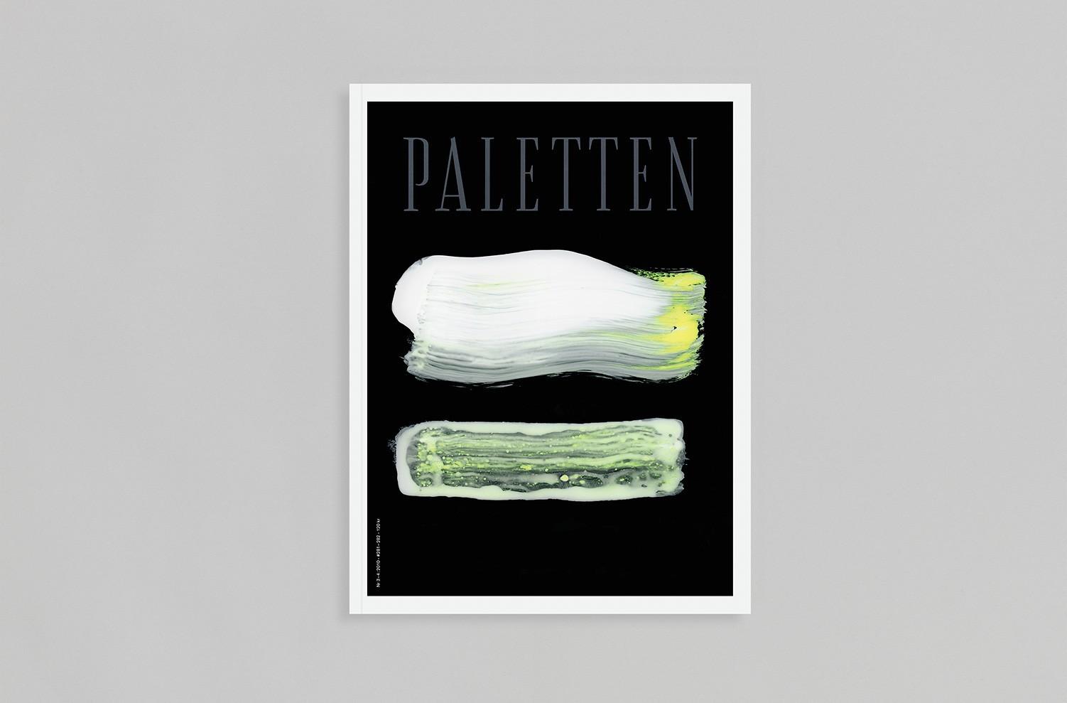 Malerisch Paletten Design Foto Von Ritator